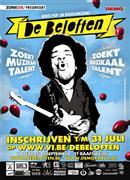 Morgen: Intergalactic Lovers & Charlie Jones' Big Band | 20u |  Charlatan | startschot voor De Beloften 2010!