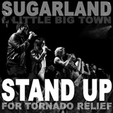 Sugarland Stands Up for Tornado Relief: Our benefit single is available on iTunes today!